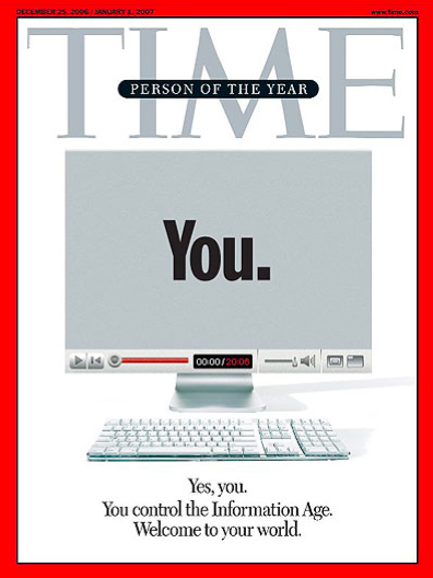 Time Magazine Person of the Year 2006